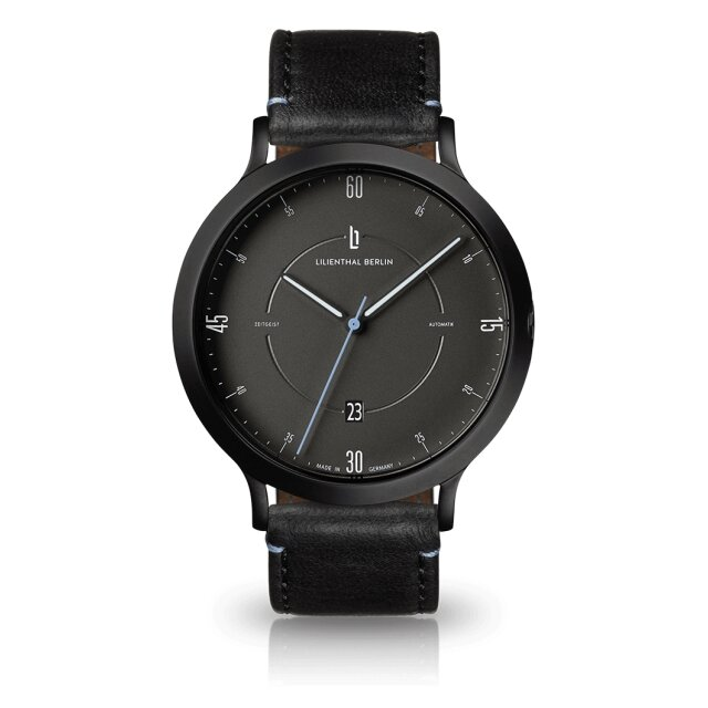 Lilienthal Zeitgeist Automatik First Edition All Black