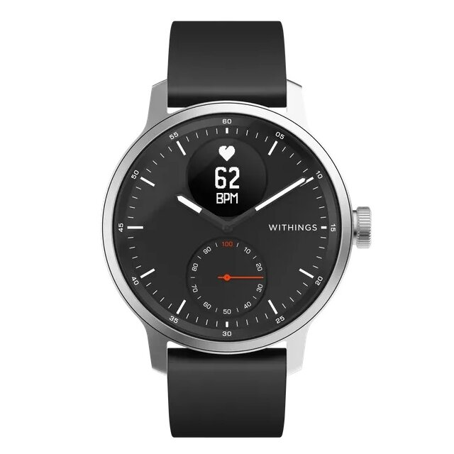 Withings ScanWatch HWA09-model 4-All-Int