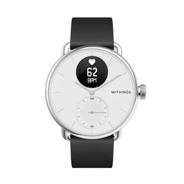 Withings ScanWatch HWA09-model 1-All-Int
