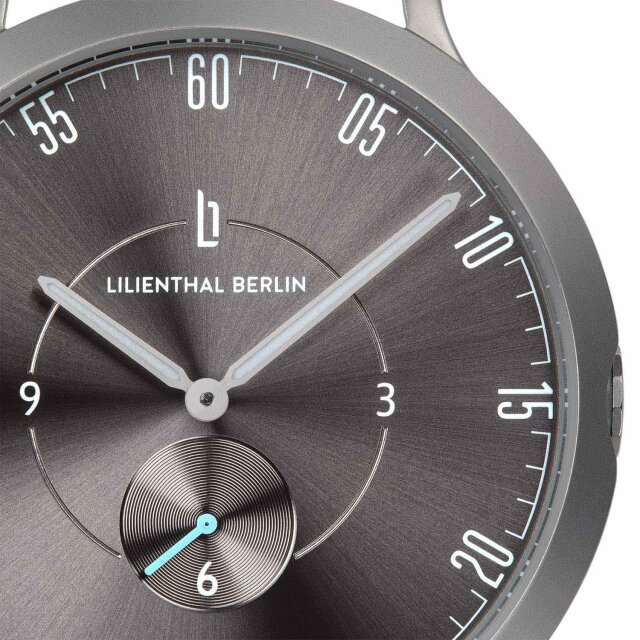 Lilienthal L1 -All Silver- 42,5mm